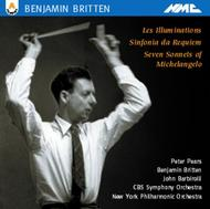 Britten - Les Illuminations | NMC Recordings NMCD030