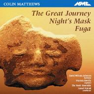 Colin Matthews - The Great Journey | NMC Recordings NMCD033