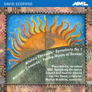 David Bedford - Twelve Hours of Sunset | NMC Recordings NMCD049