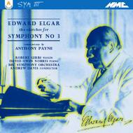 Elgar - Sketches for Symphony no.3 | NMC Recordings NMCD052