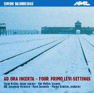 Simon Bainbridge - Ad ora incerta | NMC Recordings NMCD059