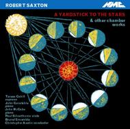 Robert Saxton - A Yardstick to the Stars | NMC Recordings NMCD065