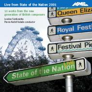 Live from State of the Nation 2001 | NMC Recordings NMCD078