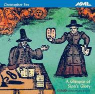 Christopher Fox - A Glimpse of Sion's Glory | NMC Recordings NMCD114