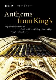 Anthems From King's | Opus Arte OA0835D