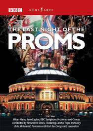 Last Night Of Proms 2000 | Opus Arte OA0851D