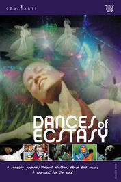 Dances Of Ecstasy | Opus Arte OA0872D