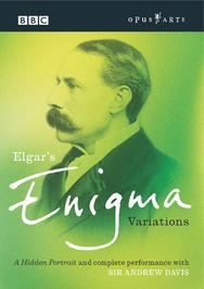 Elgar's Enigma Variations (with documentary) | Opus Arte OA0917D
