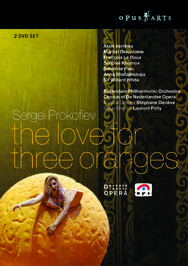 Prokofiev - The Love for Three Oranges  | Opus Arte OA0957D