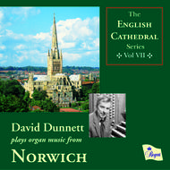 English Cathedral Series Volume VII: Norwich | Regent Records REGCD175