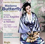 Puccini - Madama Butterfly | Regis RRC2070