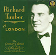 Richard Tauber in London - The Centenary Collection | Testament SBT1006