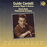 Guido Cantelli conducts Wagner & Brahms | Testament SBT1012