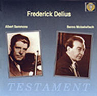 Delius - Piano Concerto, Violin Concerto & other works | Testament SBT1014