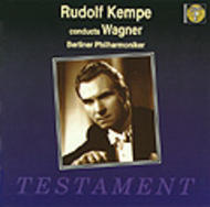 Kempe conducts Wagner | Testament SBT1035