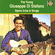 The Young Giuseppe di Stefano - Opera Arias and Songs by Donizetti, Mascagni, Massenet, Verdi etc | Testament SBT1096