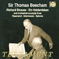 Sir Thomas Beecham conducts Richard Strauss | Testament SBT1147