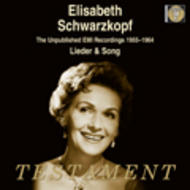 Schwarzkopf - The Unpublished EMI Recordings 1955-64 | Testament SBT1206