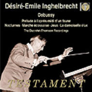 Desire-Emile Inghelbrecht conducts Debussy | Testament SBT1212