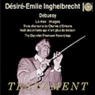Desire-Emile Inghelbrecht conducts Debussy | Testament SBT1213
