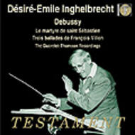 Desire-Emile Inghelbrecht conducts Debussy | Testament SBT1214