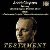 Andre Cluytens conducts Debussy & Ravel | Testament SBT1236
