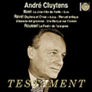Andre Cluytens conducts Bizet, Ravel & Roussel | Testament SBT1238