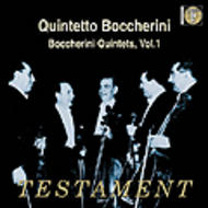 Boccherini Quintets vol.1 | Testament SBT1243
