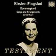 Kirsten Flagstad: Dorumsgaard Songs and Arrangements | Testament SBT1267
