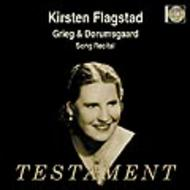 Dorumsgaard and Grieg - Song Recital | Testament SBT1268