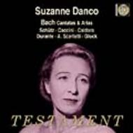 Suzanne Danco - Bach etc | Testament SBT1297