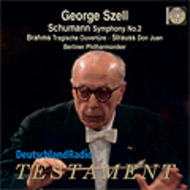 George Szell conducts Brahms, Richard Strauss & Schumann | Testament SBT1378