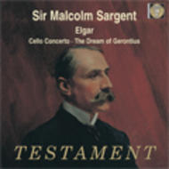 Elgar - The Dream of Gerontius, Cello Concerto | Testament SBT2025