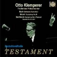 Otto Klemperer conducts J S Bach, Mozart & Beethoven | Testament SBT21217