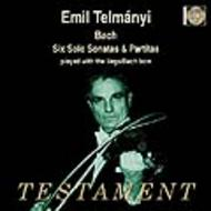 Bach Sonatas and Partitas for Solo Violin | Testament SBT21257
