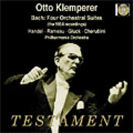 Otto Klemperer conducts the Philharmonia Orchestra | Testament SBT2131
