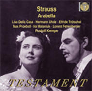 Strauss - Arabella | Testament SBT21367