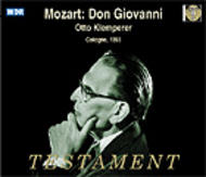 Mozart - Don Giovanni | Testament SBT2149