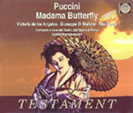 Puccini - Madama Butterfly | Testament SBT2168
