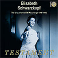 Eliszbeth Schwarzkopf - The Unpublished EMI Recordings 1946-52 | Testament SBT2172