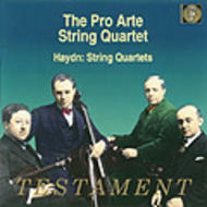 Haydn - String Quartets | Testament SBT3055