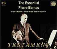 The Essential Pierre Bernac | Testament SBT3161