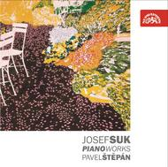 Suk - Piano Compositions | Supraphon SU38202